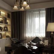 洋房装修书房设计