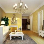 客厅法式灯饰