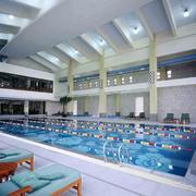 游泳馆休息区设计