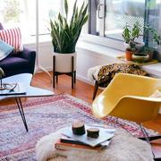 客厅花架设计