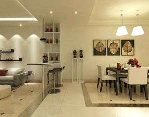 美观又实用的家庭吧台装修效果图素材大全