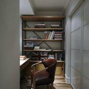 书房桌椅书架