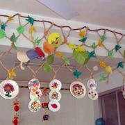 幼儿园清新吊饰