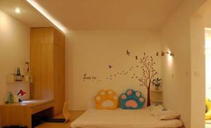 小户型温馨宜家小卧室装修效果图一览
