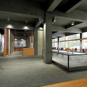 厂房内部环境设计