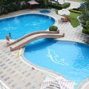创意游泳池设计
