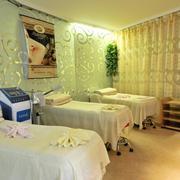美容院spa床设计