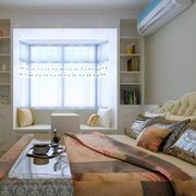 榻榻米卧室窗户设计