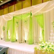 婚礼舞台设计图