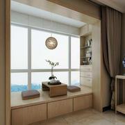日式阳台榻榻米设计
