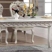 贵族气息餐桌桌椅装修