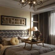 洋房装修卧室设计