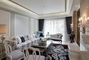 两室一厅客厅