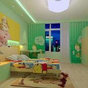 卡通儿童房装修