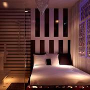 酒店装修简约卧室效果图