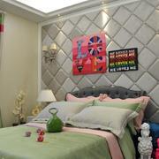 卧室软包背景墙