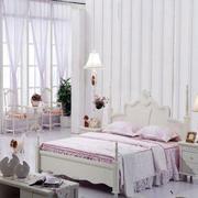 唯美卧室床头设计