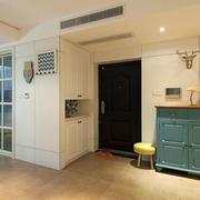 两室一厅装修玄关设计