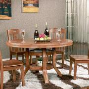 纯原木餐桌装修