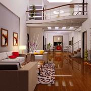 别墅复式阁楼设计