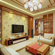 中式吊顶设计