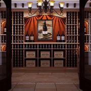 欧式别墅酒窖设计