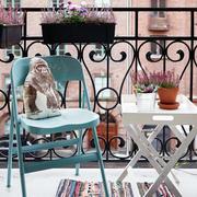 公寓阳台桌椅