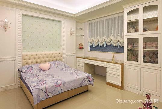2015大户型儿童房设计装修效果图