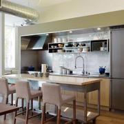 简约大方厨房设计