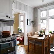 餐厅厨房一体化设计