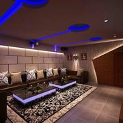 家庭影院豪华沙发设计