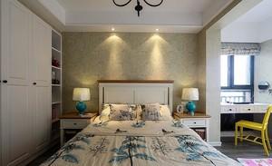 彩色魔盒 混搭风格两室一厅装修效果图