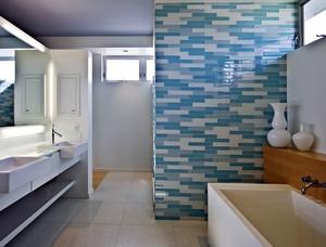 全新欧式卫生间精致瓷砖贴图欣赏
