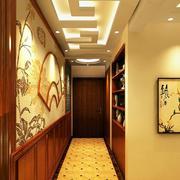 走廊吊顶墙面设计