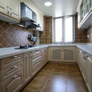 U型厨房设计