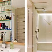 卫生间玻璃门设计