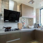 洋房装修厨房效果图