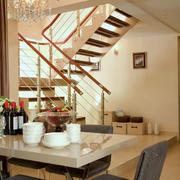 简约风格楼梯设计