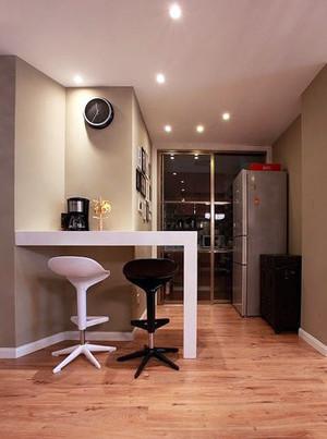 21世纪特别流行的家居吧台装修设计效果图