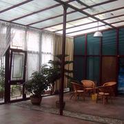 阳光房飘窗设计
