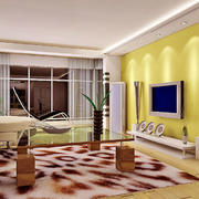 家装客厅茶几设计