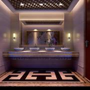 卫生间洗手池设计