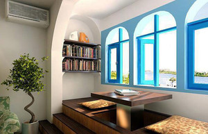 阳台榻榻米设计
