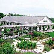 别墅露台花园