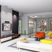 浅色调家居装修设计