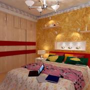 自然风格卧室装修