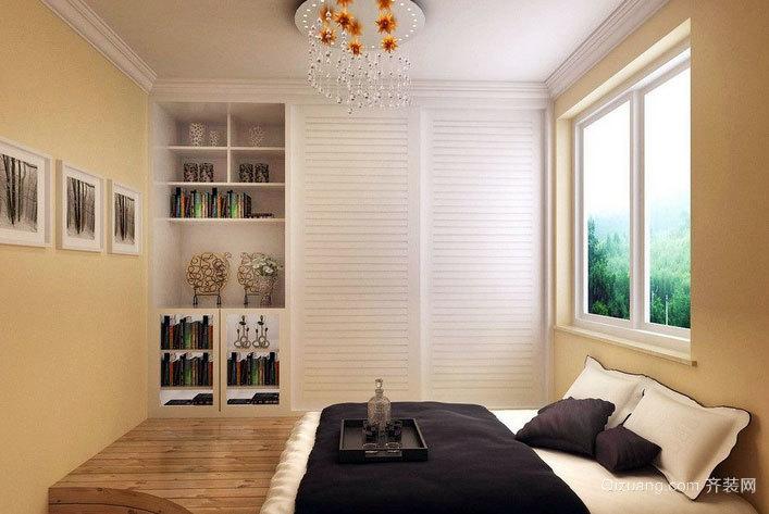 20平米卧室榻榻米装修效果图