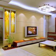 朴素型客厅装修