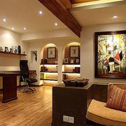 朴素风格室内装潢设计