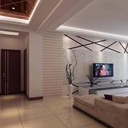 现代风格家居装修设计